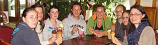Kopács-Drávaszögben jártunk a Lakitelki Népfőiskolával